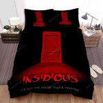 Insidious (I) Movie Poster Bed Sheets Spread Comforter Duvet Cover Bedding Sets Ver 1