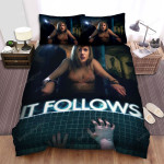 It Follows String Bed Sheets Spread Comforter Duvet Cover Bedding Sets
