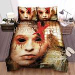 Black Christmas The Blood Tears Bed Sheets Spread Comforter Duvet Cover Bedding Sets