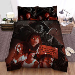 I Know What You Did Last Summer Art Of All Main Actors And The Scenes Movie Poster Bed Sheets Spread Comforter Duvet Cover Bedding Sets
