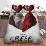 Creep (I) (2014) Movie Poster Fanart Bed Sheets Spread Comforter Duvet Cover Bedding Sets