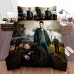 Supernatural (2005–2020) 2 Road Bed Sheets Spread Comforter Duvet Cover Bedding Sets