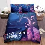 Love, Death & Robots Good Hunting Movie Poster Bed Sheets Spread Comforter Duvet Cover Bedding Sets Ver 1