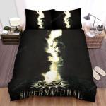 Supernatural (2005–2020) 2 Poster Bed Sheets Spread Comforter Duvet Cover Bedding Sets