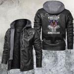 I Bring Freedom Veteran Leather Jacket