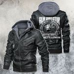 Film Director Do It In All Position With 100% Penetration Motorcycle Leather Jacket
