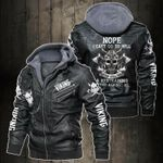 Personalized Name The Viking Soul Leather Jacket