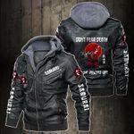 Personalized Name The Samurai Spirit Leather Jacket