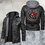 Cafe Racer Rock'n'roll Rider Club Leather Jacket