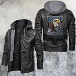United States Veteran Motorcycle Club Leather Jacket