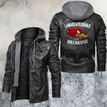 Built For Speed Leather Jacket