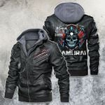 We Have A City To Burn Samurai Cyberpunk 2077 Motorcycle Leather Jacket