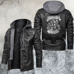 Refuse And Resist Leather Jacket