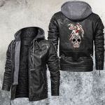 Faith And Love Motorcycle Club Leather Jacket
