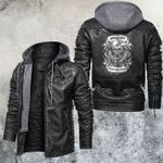 Shocast Rebellion Attack Leather Jacket