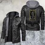 The Temparance Tarot Card Leather Jacket