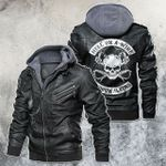 hell on a wire woodwalkers leather jacket