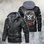 The Machinist Even Enineers Need Heroes Too Motorcycle Leather Jacket