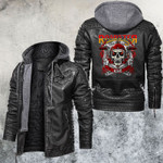 King Of Roadster Leather Jacket