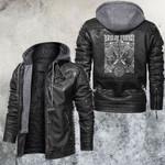 Sons Of Viking Motocycle Club Leather Jacket