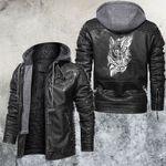 Wild And Spirit Leather Jacket