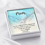 Mom Remembrance Necklace You're always by my side