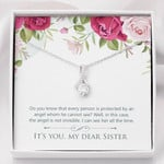 Alluring Beauty Necklace It's you, my dear sister