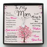 Mother day gift, gift for mom, heart