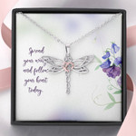 Dragonfly Dreams Necklace Spread your wings
