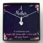Mother day gift, gift for mom, Mom You have loved me far as long as