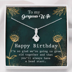 Alluring Beauty Necklace to wife You'll always have a head start