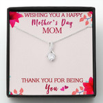 Mother day gift, gift for mom, Wishing you a happy Mothers day