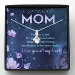 Mother day gift, gift for mom, You are to me, bringing me sunshine