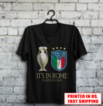 It's in Rome - We are Champions
