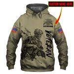 Copy of Veteran 3D Full Printing Custom name