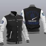 Brand new design HUSQ Baseball jacket