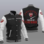Brand new design DUCA Baseball jacket