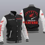 Brand new design Honda Baseball jacket