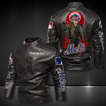 Brand new design METS Leather jackets