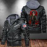Brand new design RAIDER leather jackets