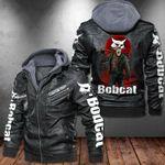 Brand new design BOBCAT leather jackets