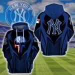 N.Y.Y LOVERS - 3D HOODIE - 80431P