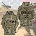 L.A.L LOVERS - 3D HOODIE - 11471A