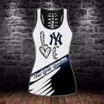 N.Y.Y LOVERS - 3D TANK TOP 11523A