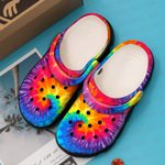 LIMITED EDITION - TIE DYE LOVER - CROCBLAND CLOG 8938P