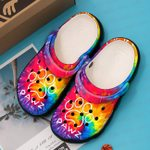 LIMITED EDITION - COW LOVER - CROCBLAND CLOG 8949P