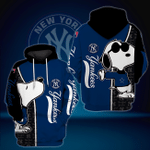 N.Y.Y LOVERS - 3D HOODIE - 12333TU