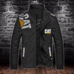 CAT- MEN'S STAND COLLAR JACKET 2741