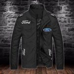 F.O.R.D – MEN'S STAND COLLAR JACKET 2732