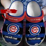 PERSONAILIZED CHICAGO CUBS CROCBLAND CLOG - 50612TP